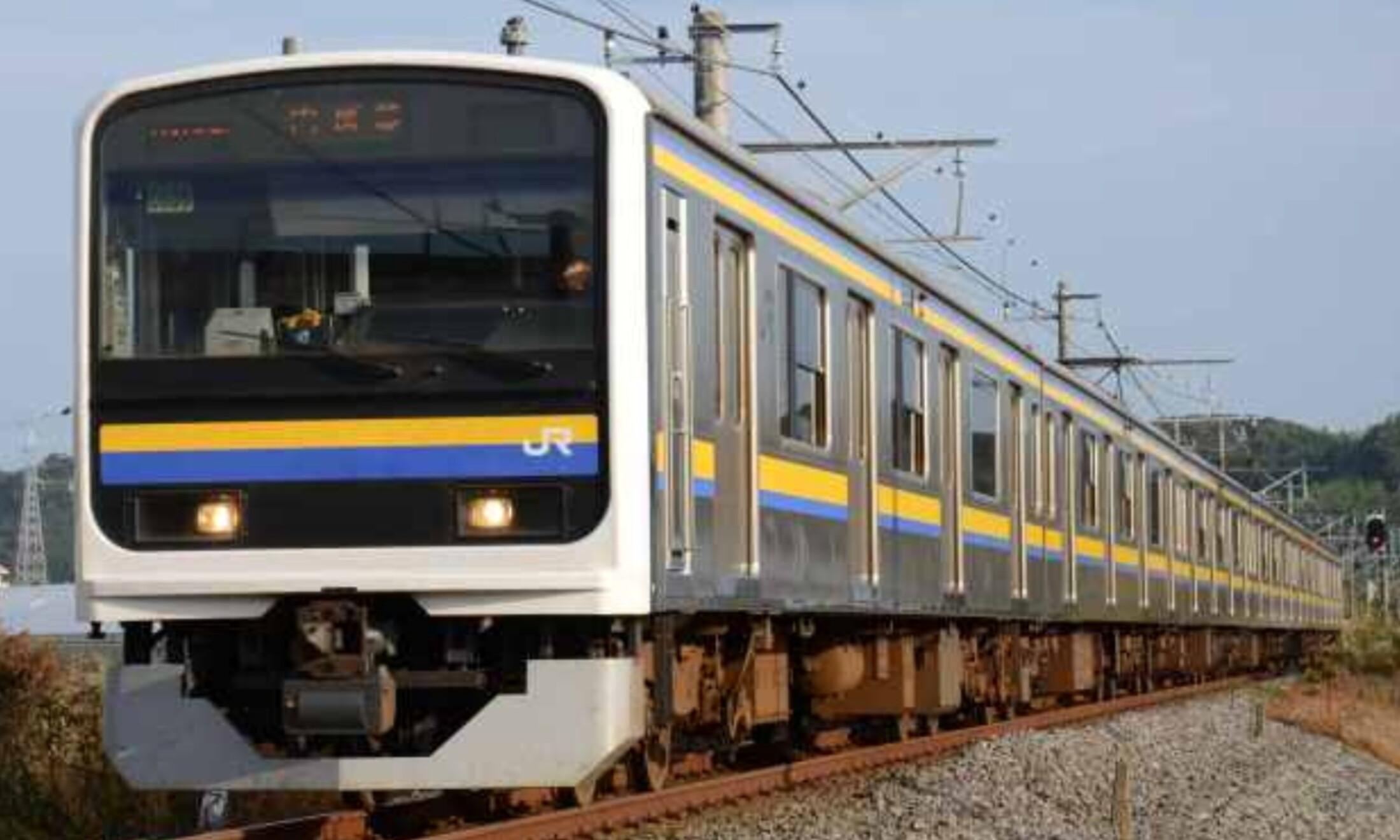 JR_East_209_Series(Uchibo_Line)