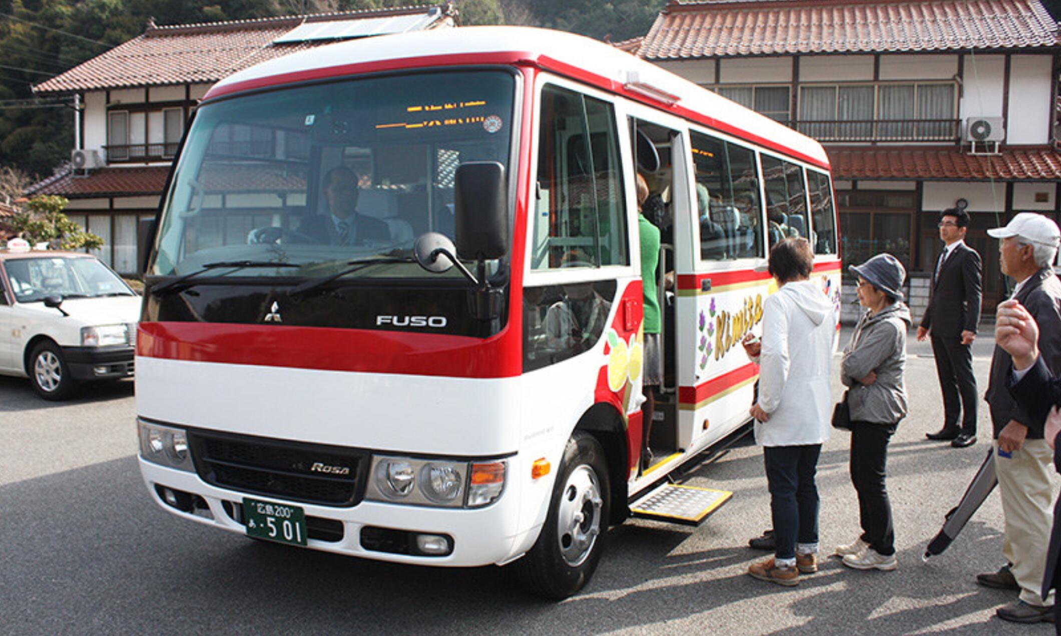 Sanko_Line_Substitute_Bus