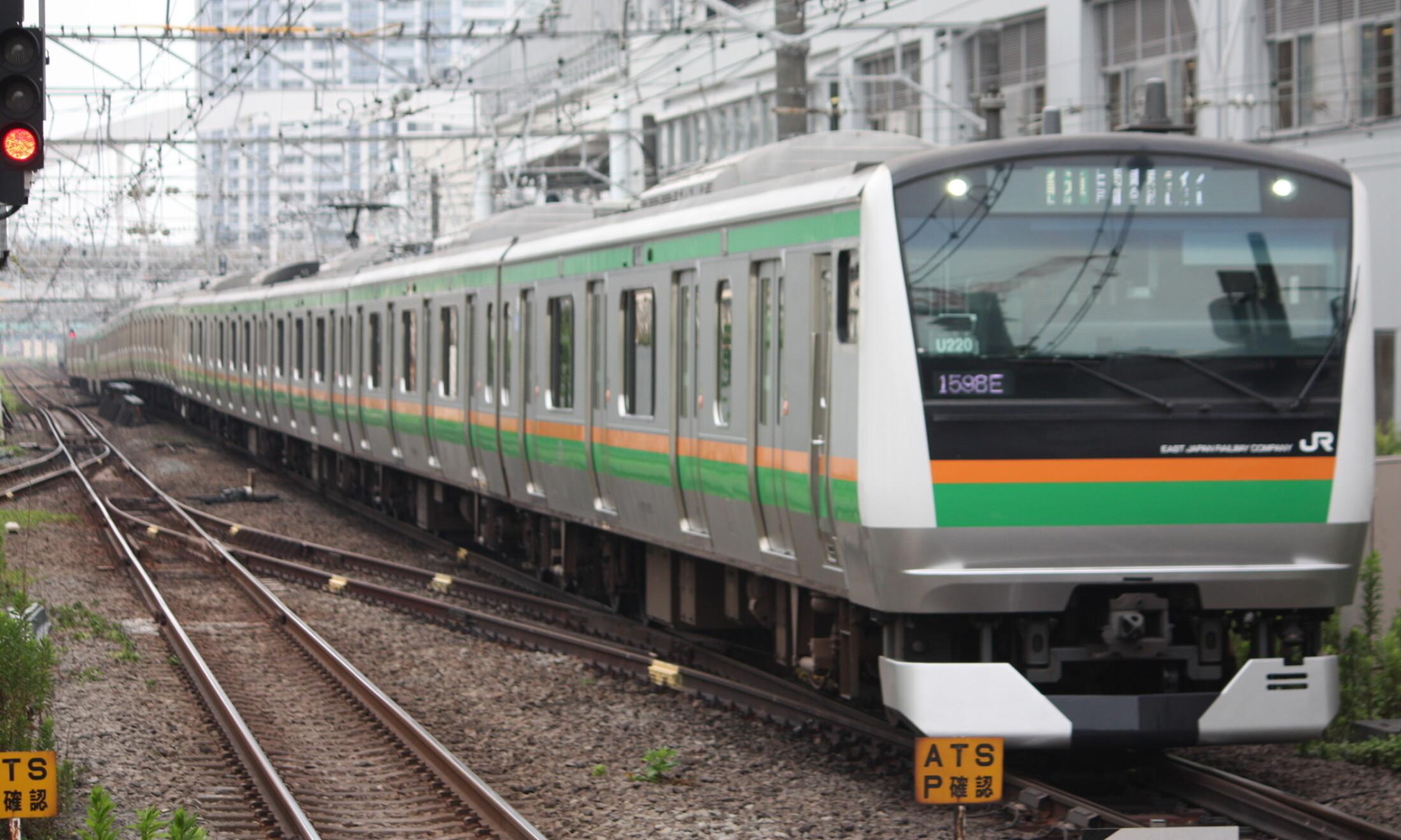 JR_East_E233_Series(Ueno_Tokyo_Line)