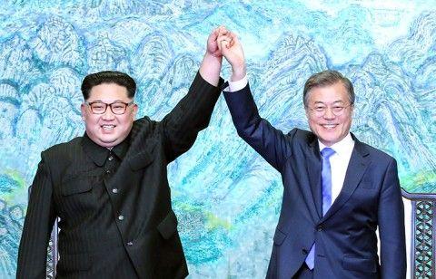 板門店宣言実行に税金をつぎ込むバ韓国