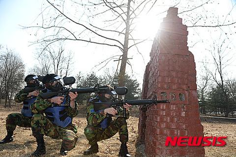 民間人の虐殺しかできないバ韓国軍