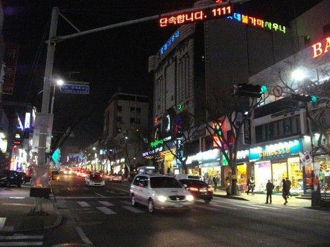 中国人観光客をぼったくるバ韓国