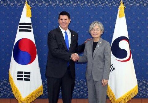 アメリカとバ韓国の同盟終了も間近