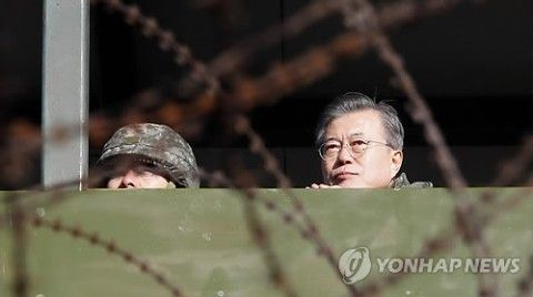 支持率アップのために軍の規律を緩めるバ韓国・文大統領