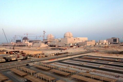 バ韓国がUAEで建設中の原発に亀裂!