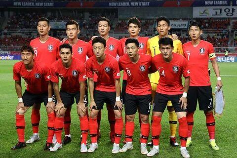 顔の醜さなら世界ダントツ1位のバ韓国サッカー代表チーム
