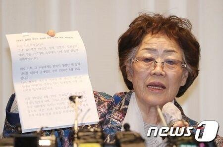 売春婦でもなかったバ韓国の偽証婆