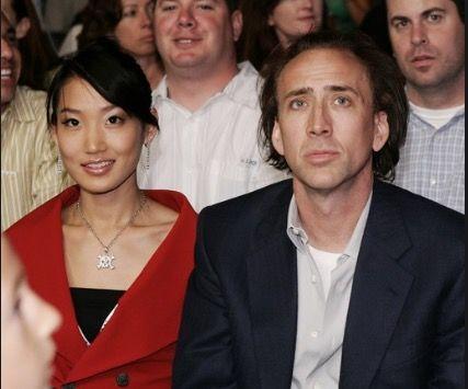 ニコラス・ケイジもバ韓国塵と結婚して不幸に