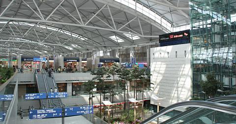 GWに仁川空港で一騒動