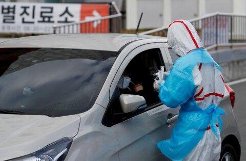バ韓国の防疫当局が真っ赤な嘘を発表