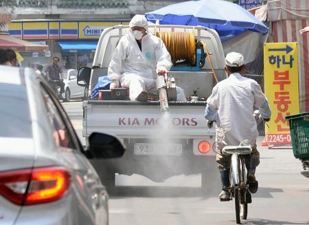MERS感染拡大を後押ししたバ韓国政府に拍手!!