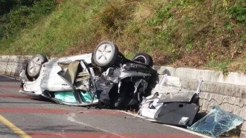 ブレーキが突然不能になるバ韓国の現代車