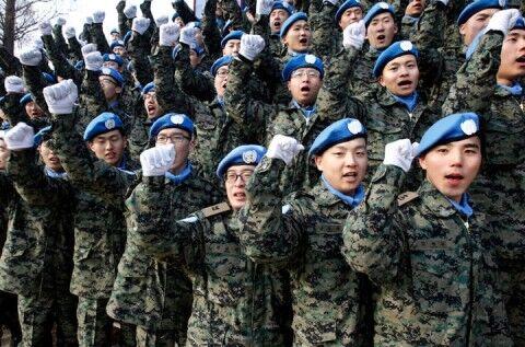 バ韓国軍は世界最弱のポンコツ集団