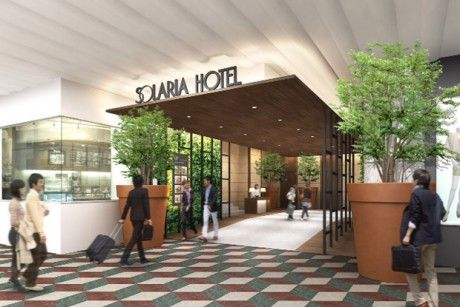 西鉄のホテルがソウルに出店をめざす