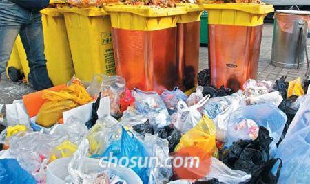 バ韓国塵全てを燃えるゴミとして処分すべし