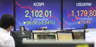 バ韓国経済の復活はあり得ない。ただ落ち続けるだけ