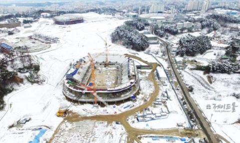 チケットが全く売れないバ韓国の平昌冬季五輪