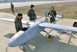 バ韓国の無人偵察機、すぐに墜落するのが特徴です