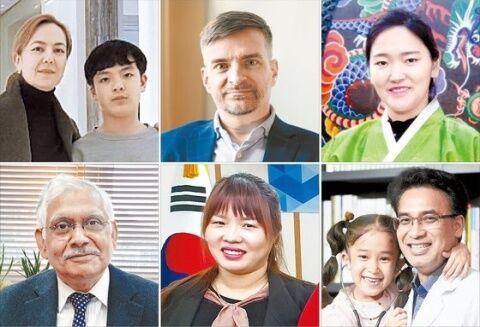 バ韓国に帰化する外国人は精神異常者ばかり