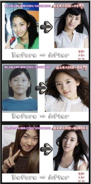 醜い韓国人はいくら整形しても無駄ですね