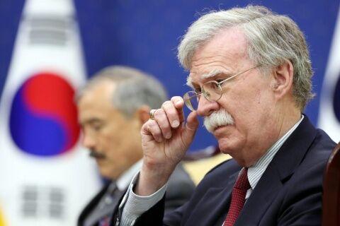 バ韓国に呆れるボルトン前米大統領補佐官