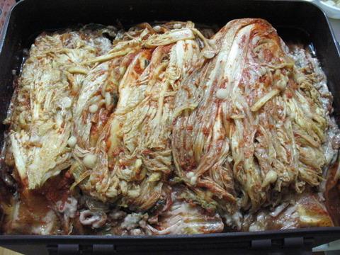 バ韓国製キムチはただの汚物です