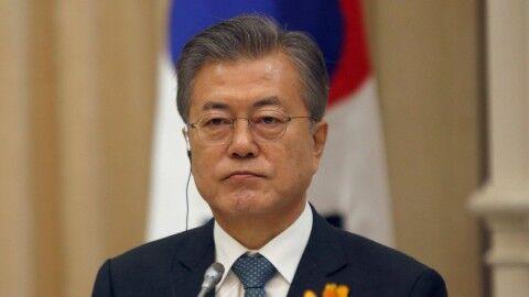 バ韓国経済を破壊する文在寅