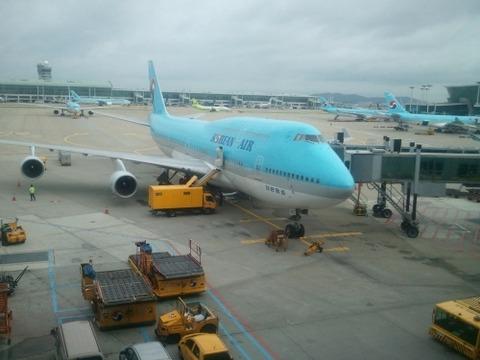 いつ墜落しても不思議じゃない大韓航空