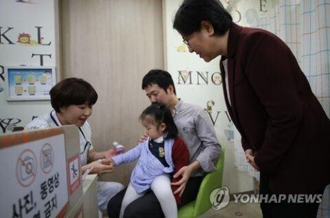 バ韓国のワクチン接種が突然中止!