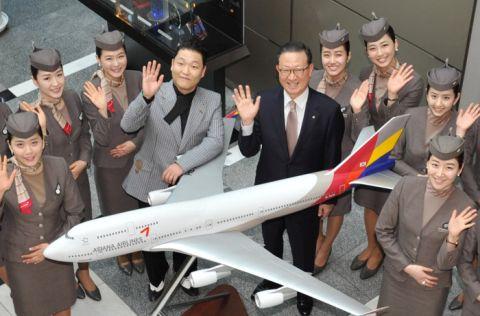 バ韓国・アシアナ航空でまたトラブル発生