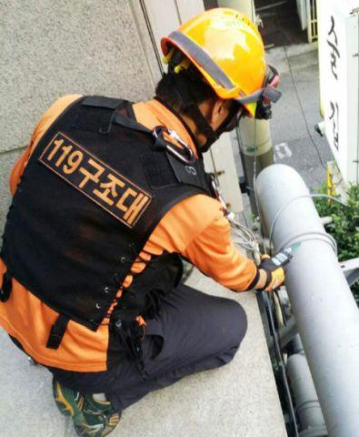 バ韓国・釜山でガス臭が大量に発生