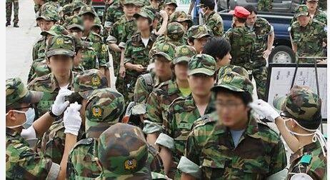 バ韓国軍のモラルがますます低下中