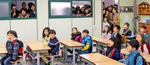 バ韓国ソウルの小学校でアタマジラミ患者が激増