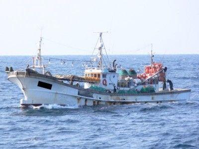 バ韓国漁船は違法操業が当たり前