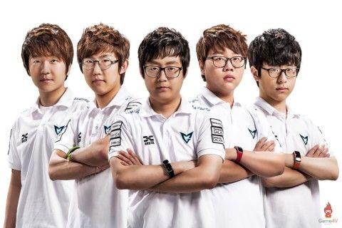 バ韓国のプロゲーマー集団