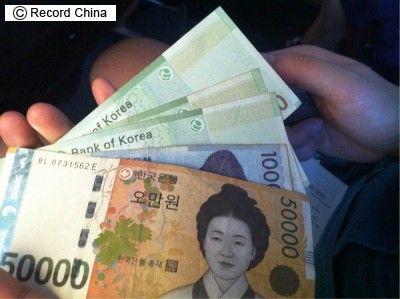 バ韓国の株価が絶賛低迷中wwwwww