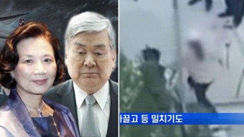 バ韓国では家族全匹犯罪者が当たり前