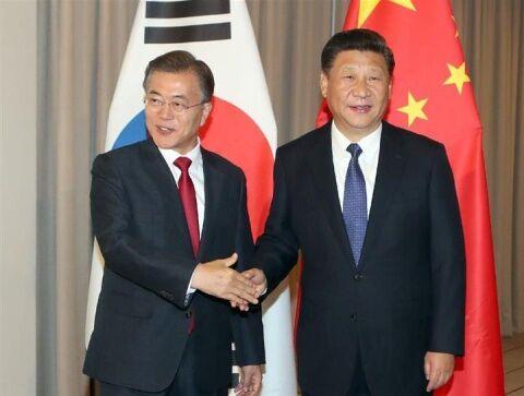 バ韓国のコウモリ外交が破綻か?