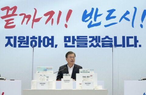 再来年のバ韓国大統領選挙の世論調査