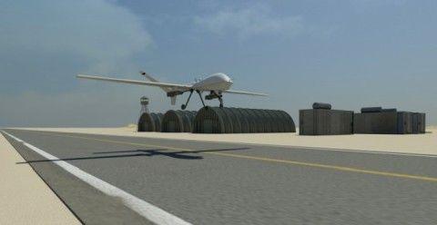 バ韓国産の無人偵察機、墜落するのが当然