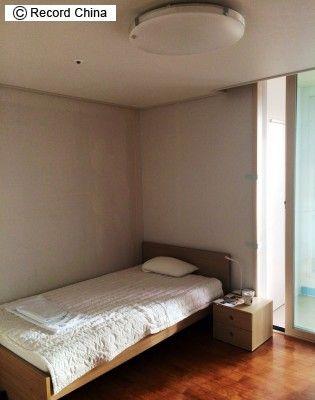 みすぼらしい仁川アジア大会の選手用ベッド