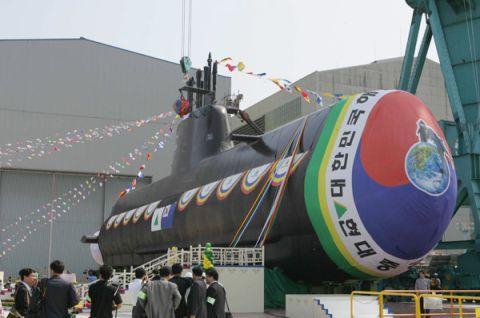 バ韓国製の潜水艦はただの鉄製棺桶