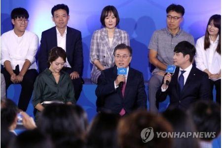 バ韓国の雇用にトドメを刺す文大統領