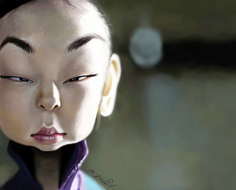 こちらがキモヨナの本当の顔