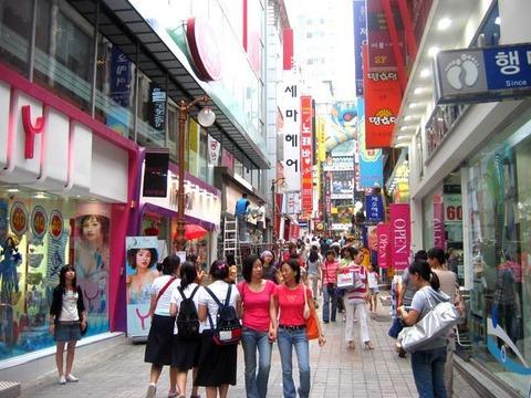 ソウルなんて観光地ではなく性犯罪多発地帯です