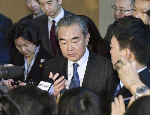 バ韓国に圧力外交する王毅外相