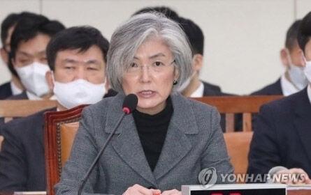 バ韓国塵の分際で他国を批判するキチガイ外相