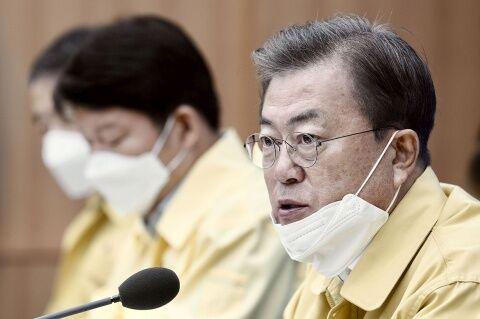 キチガイが大統領になれるバ韓国