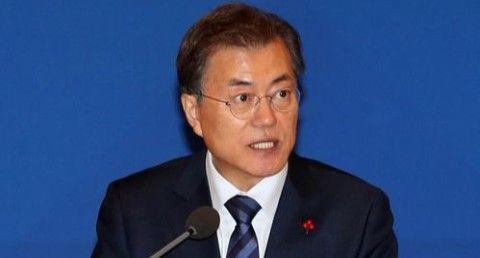 バ韓国・文大統領を糾弾するデモが多発