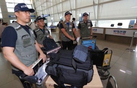 ラオスで入国拒否されたバ韓国の救助隊